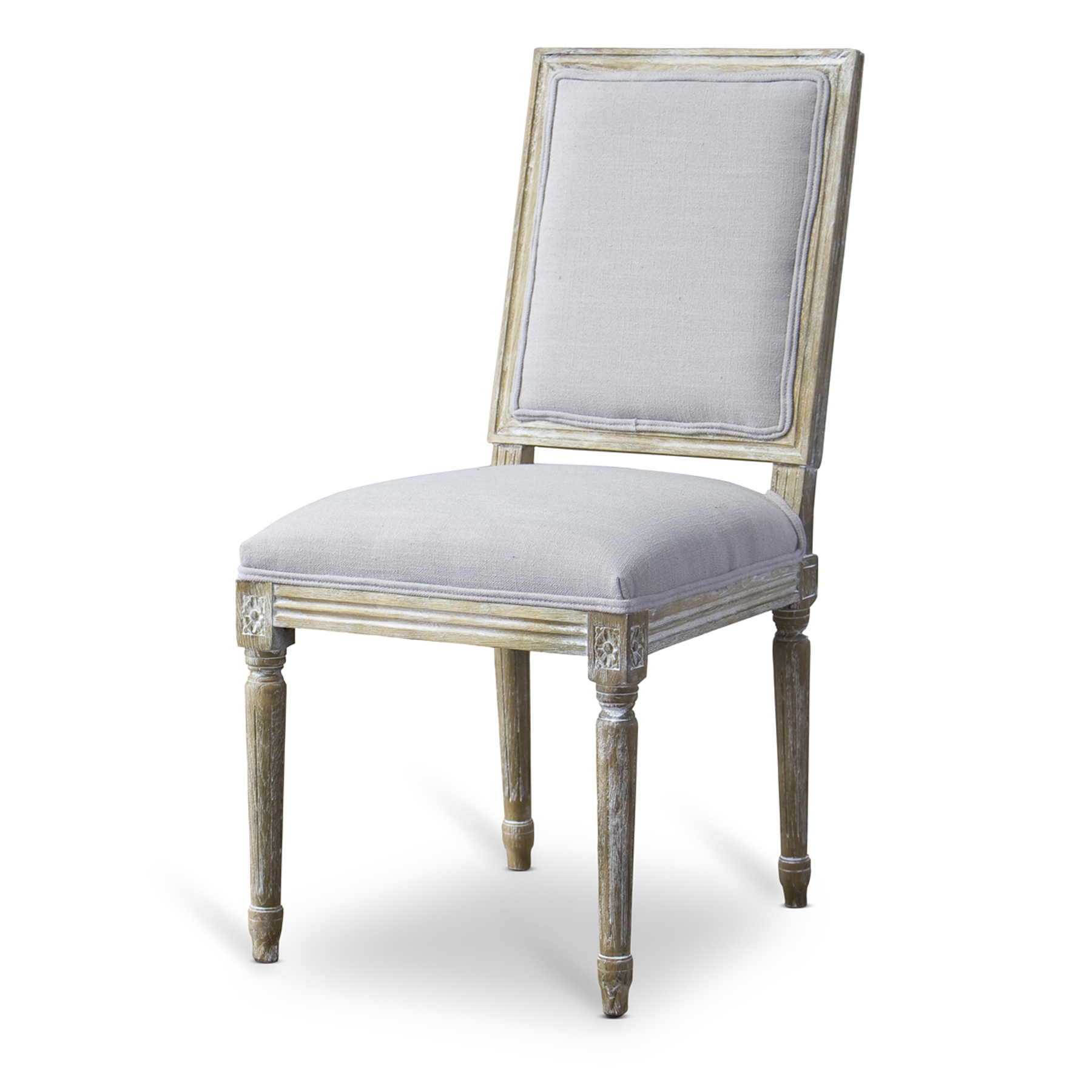 sears accent chairs louis xv style armchair baxton studio clairette wood traditional french