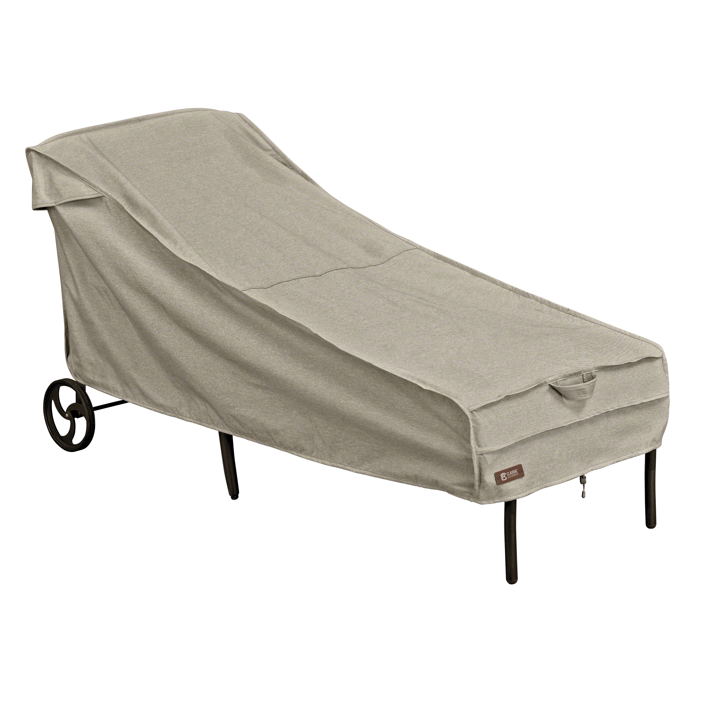 bed bath and beyond lounge chair cover swivel on wheels classic accessories montlake patio chaise