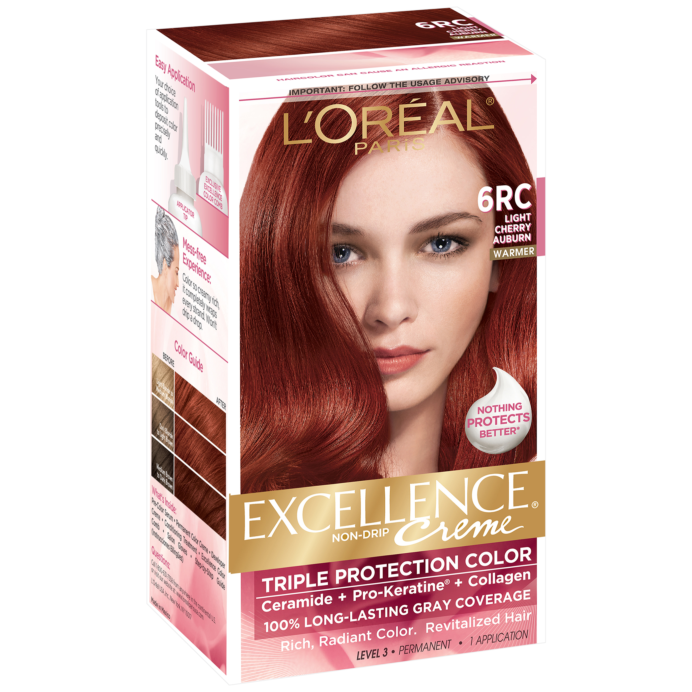 Revlon Light Golden Brown Hair Color