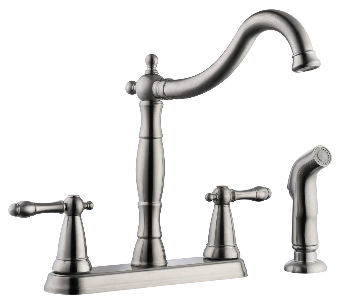 sears kitchen faucets knives reviews design house 523241 oakmont 2 handle faucet with