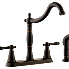 Sears Kitchen Faucets Wall Panels Design House 523233 Oakmont 2 Handle Faucet With