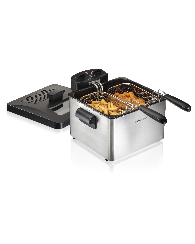 Hamilton Beach Brands . 35036 12-cup Food Capacity Professional Deep Fryer