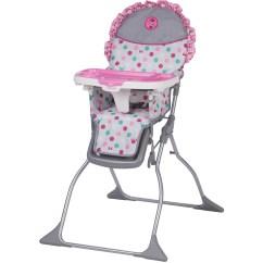 Kmart Baby High Chairs Chair Rentals Orlando Disney Simple Fold Plus Minnie Dot Fun