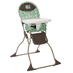 Elephant High Chair Wheelchair Coat Cosco Squares Simple Fold Baby