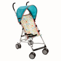 Cosco Umbrella Stroller with Canopy - Dots