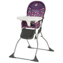 Cloth Portable High Chair Rei Camp Chairs Cosco Simple Fold Butterfly Twirl