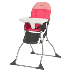 Fisher Price Space Saving High Chair Slip Covered Chairs Dining Room Disney Geo Winnie The Pooh - Sears