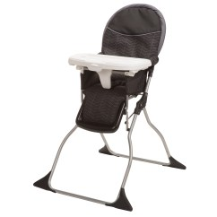 How To Fold Up A Cosco High Chair Flip Bed Simple Deluxe Black Arrows