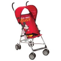 Umbrella Stroller with Canopy - All about Mickey