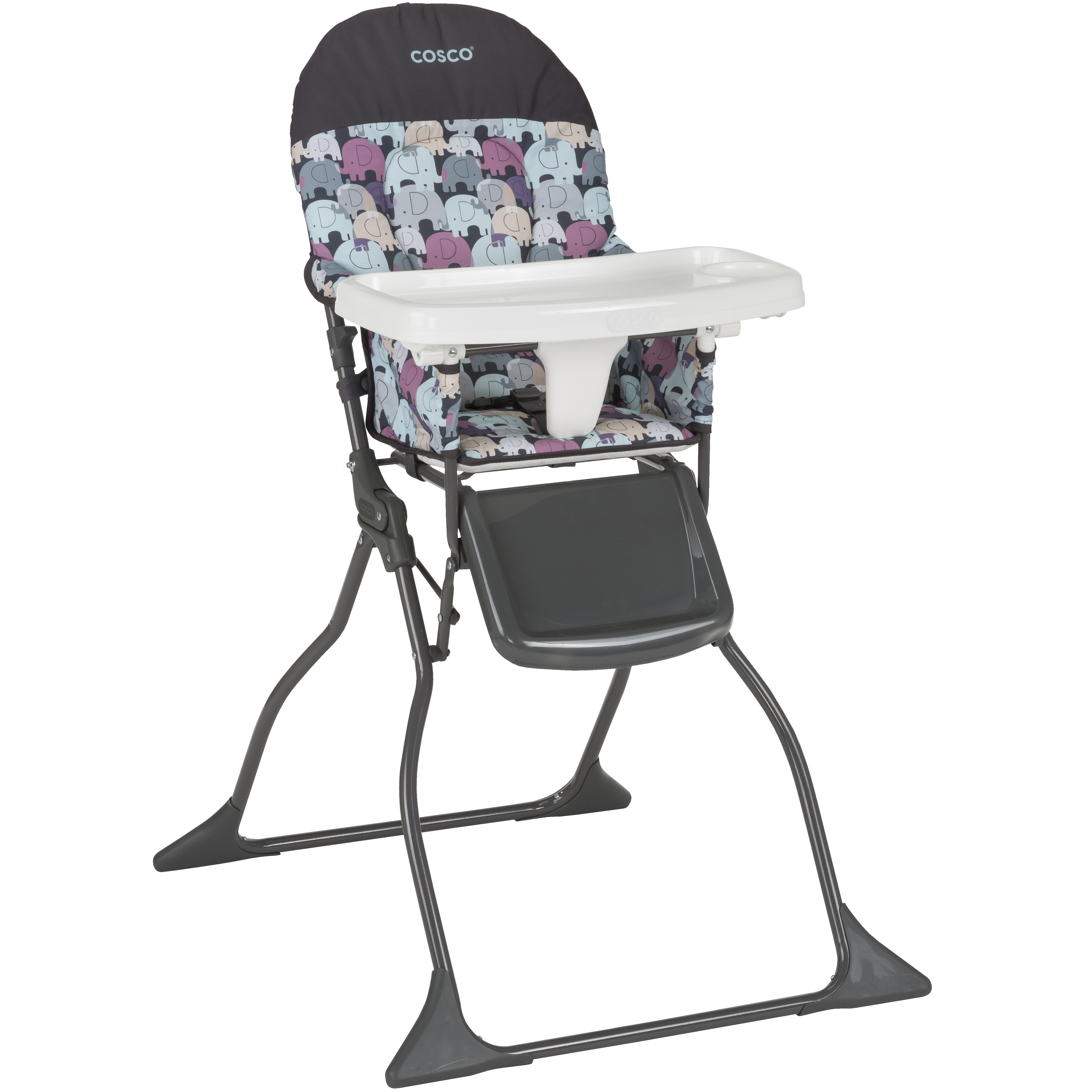 cosco high chair cover covers n more simple fold elephant puzzle