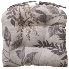Kmart Chair Cushions Tolix Marais Pads Essential Home 17 X Orianna Leaf Chairpad