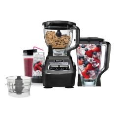 Ninja Mega Kitchen System Reviews Mobile Kitchens Bl771 Blender And Food Processor