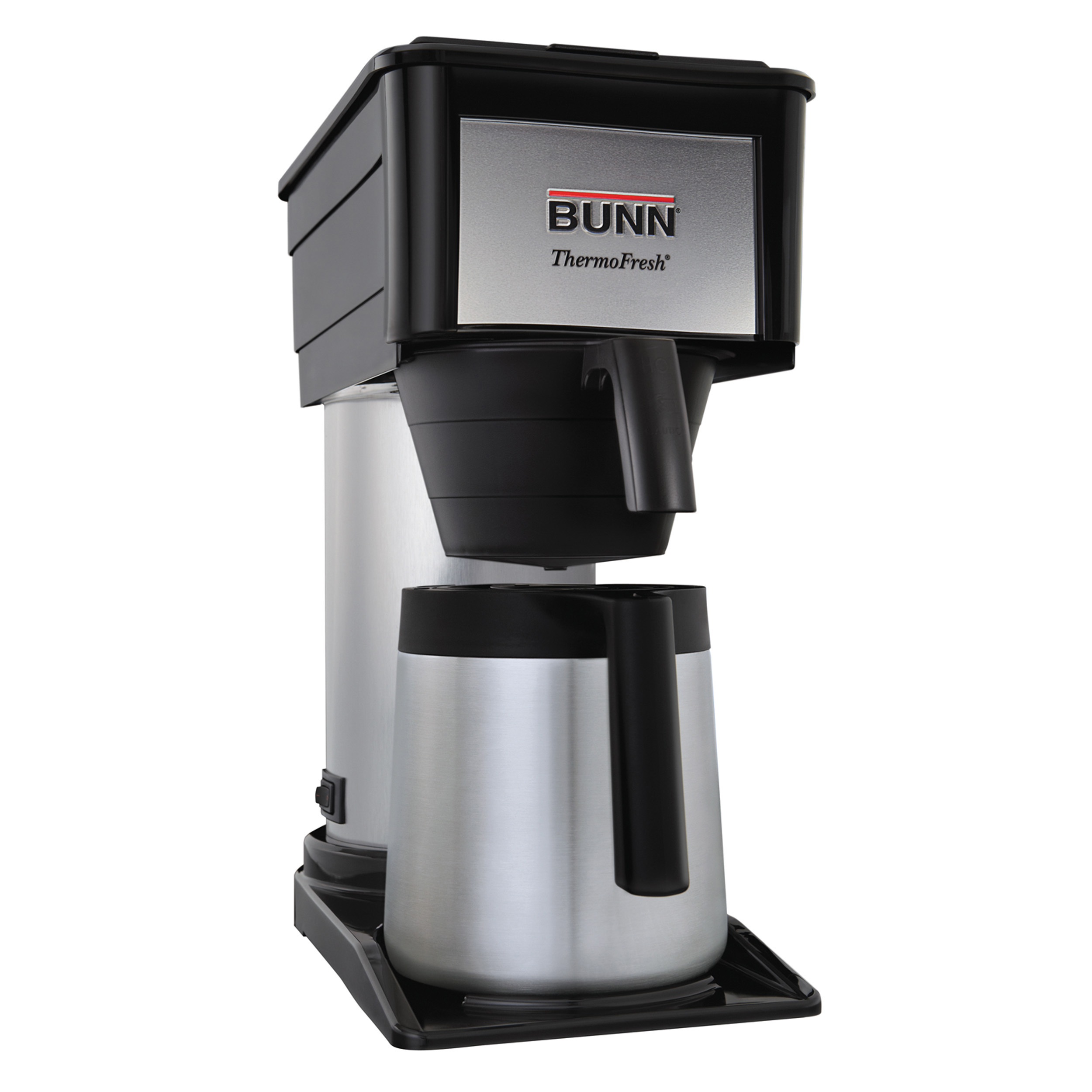 bunn btx b thermofresh 10 cup home thermal carafe coffee brewer blackbunn model bx wiring diagram [ 2500 x 2500 Pixel ]