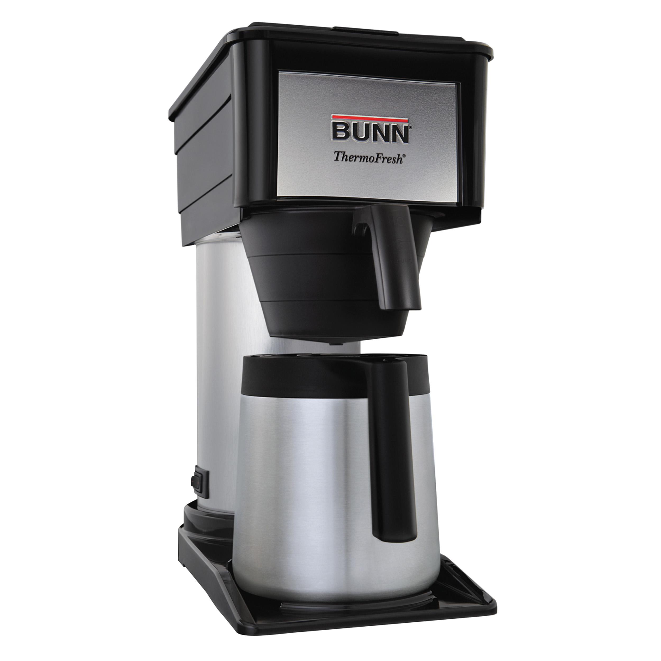 hight resolution of bunn btx b thermofresh 10 cup home thermal carafe coffee brewer blackbunn model bx wiring diagram