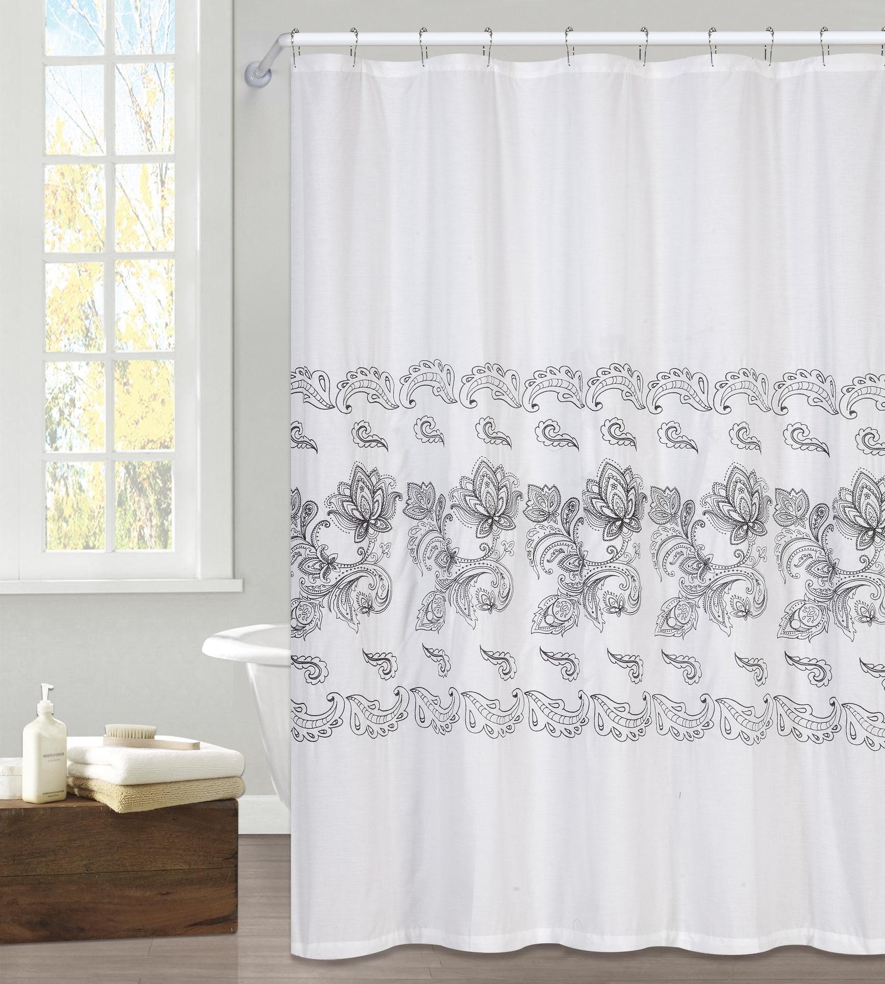 Machine Wash Shower Curtain  Kmartcom
