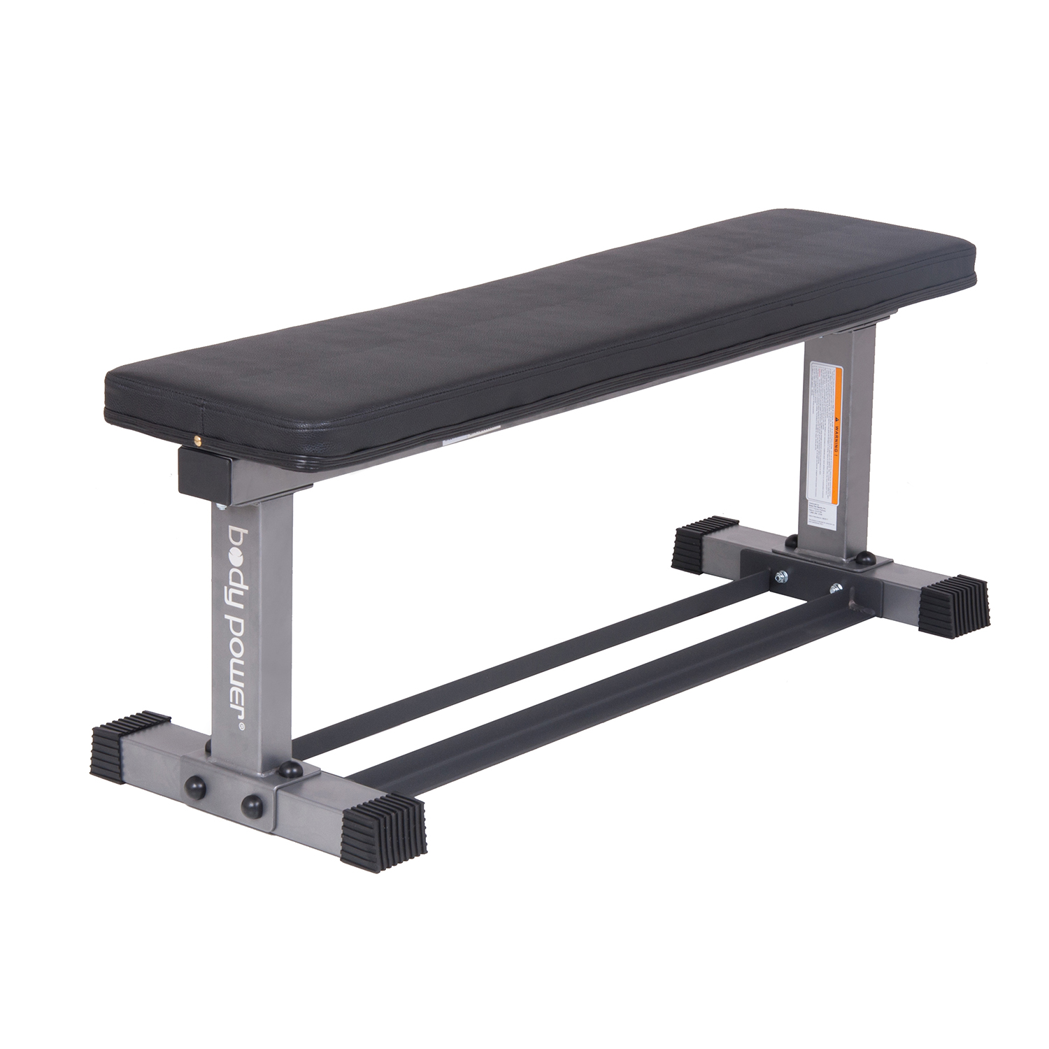 Body Power Multi Purpose Utility Flat Weight Bench With