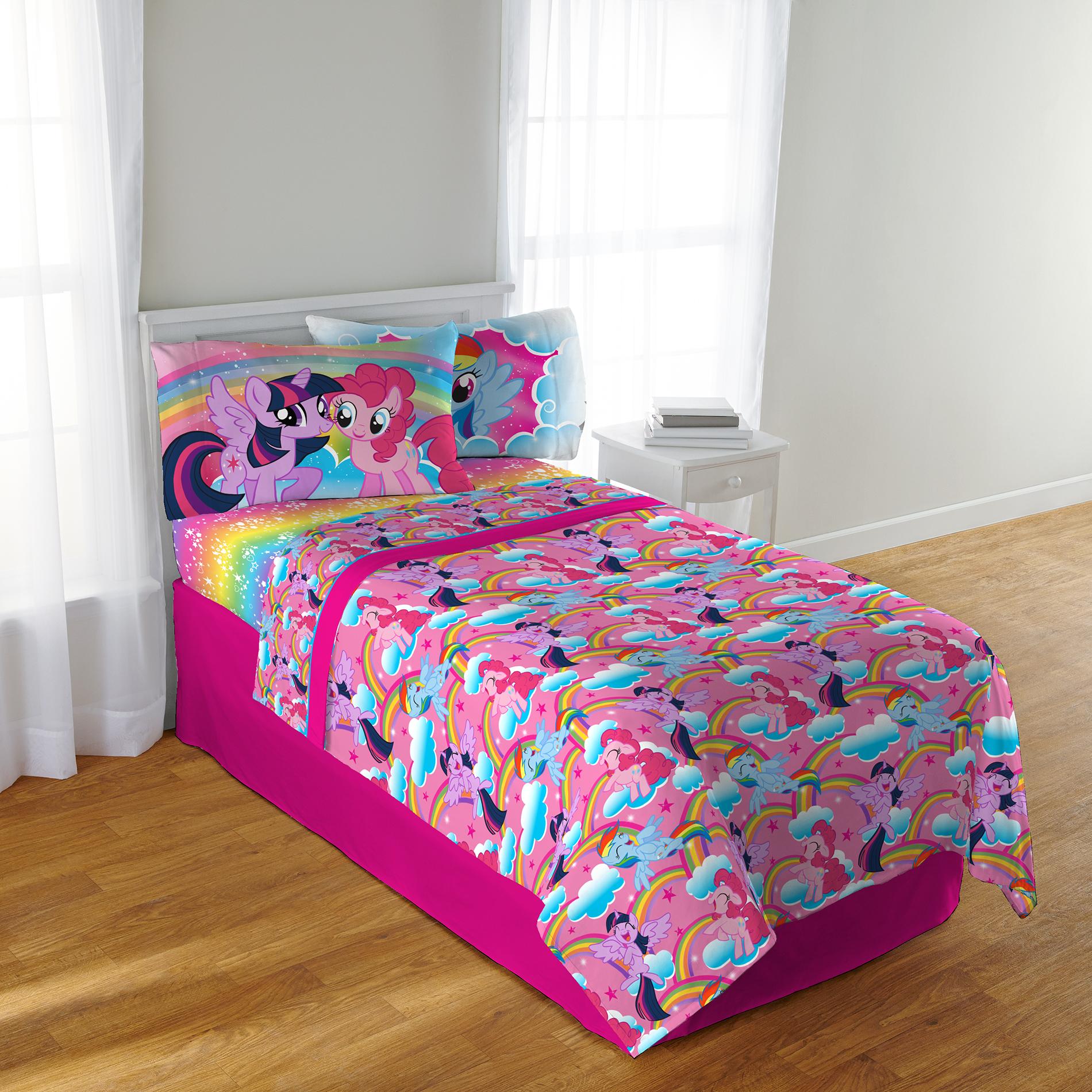Hasbro Little Pony Living Dream Sheet Set - Multicolored