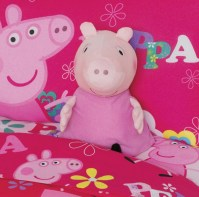 Peppa Pig Cuddle Pillow