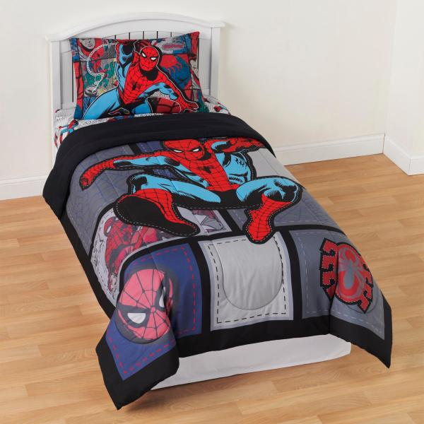Spiderman Bedding - Tktb