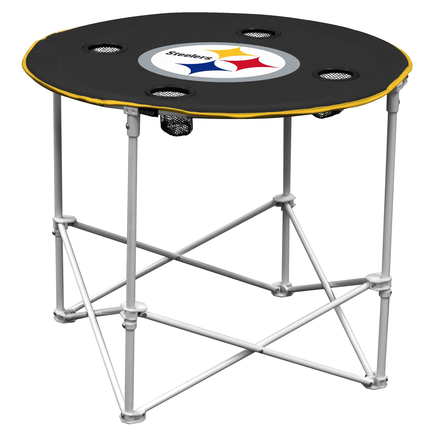 Pittsburgh Steelers Chair Logo Chair Pittsburgh Steelers Round Table