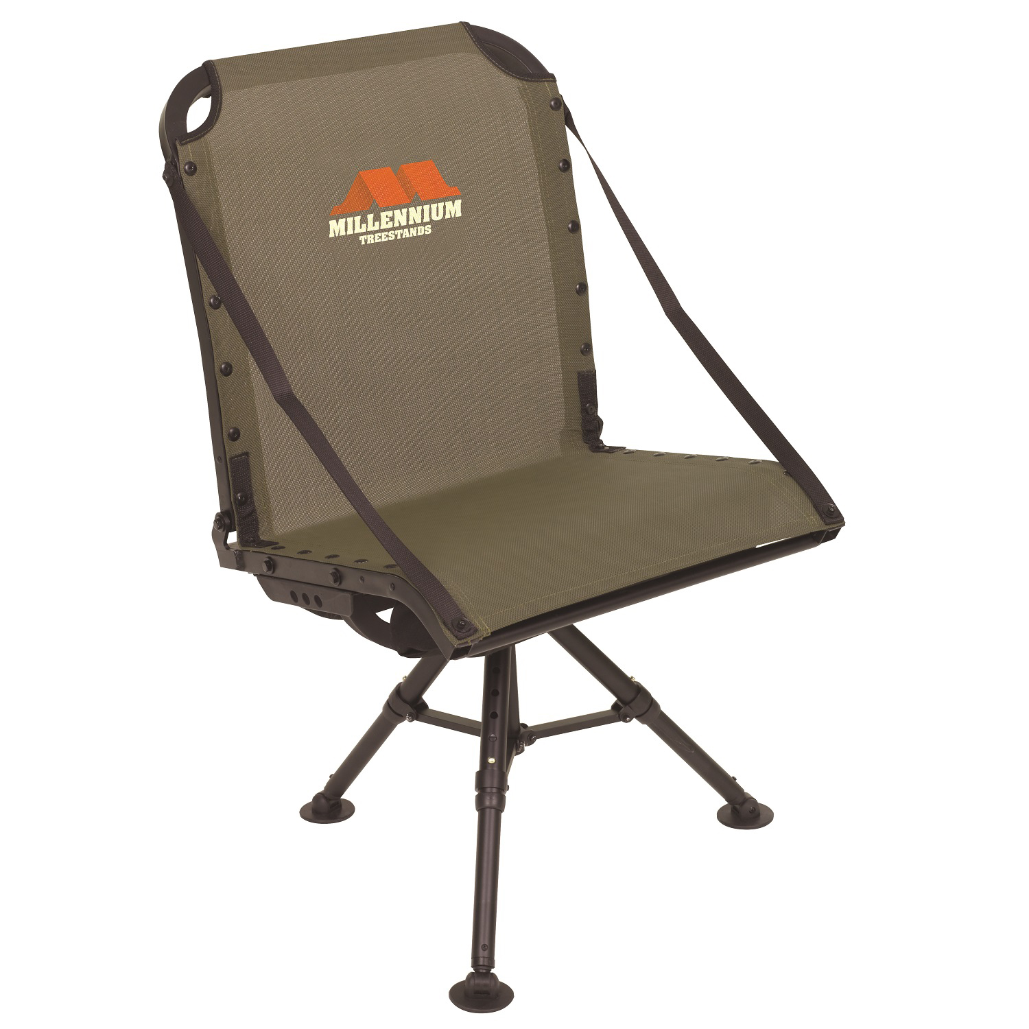 deer blind chair bed pillow millennium treestands