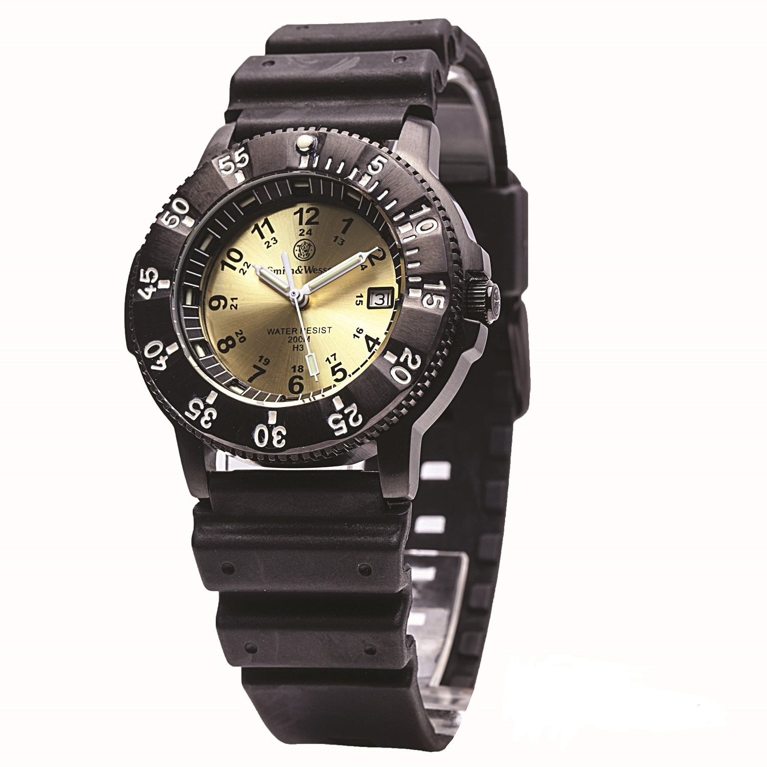 Smith and Wesson Tritium Watches