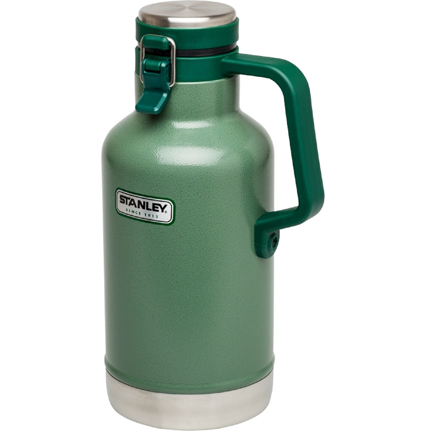 Stanley Classic 64oz Vacuum Growler Thermos Hammertone