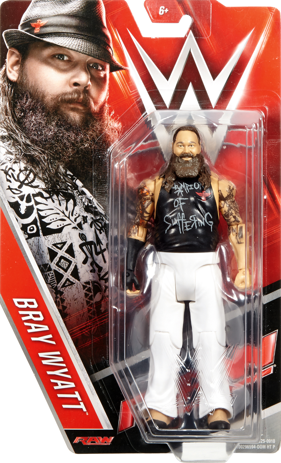 WWE Bray Wyatt Series 59 Toy Wrestling Action Figure