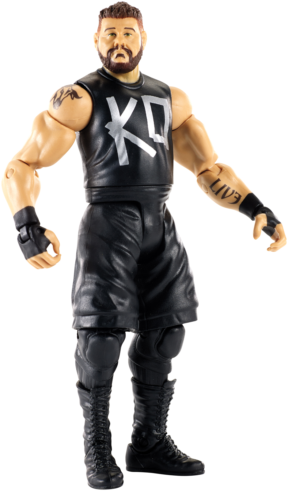 Wwe Kevin Owens - Series 58 Toy Wrestling Action Figure