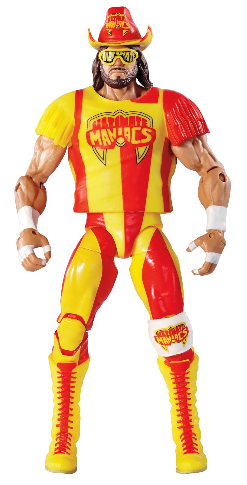 Wwe Macho Man Randy Savage - Elite 44 Toy Wrestling Action