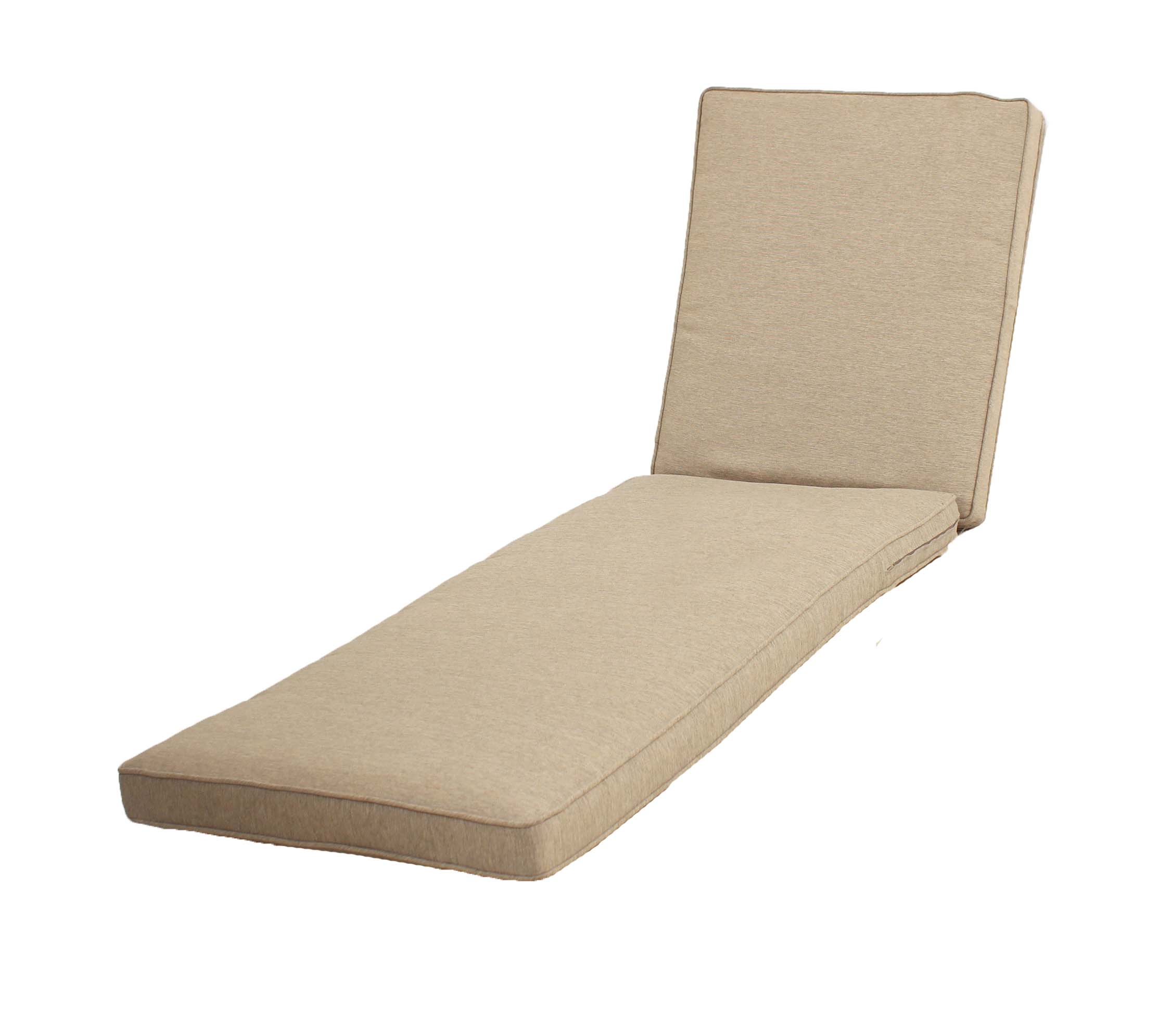 lounge chair cushions clearance industrial office chairs ty pennington style parkside replacement chaise cushion