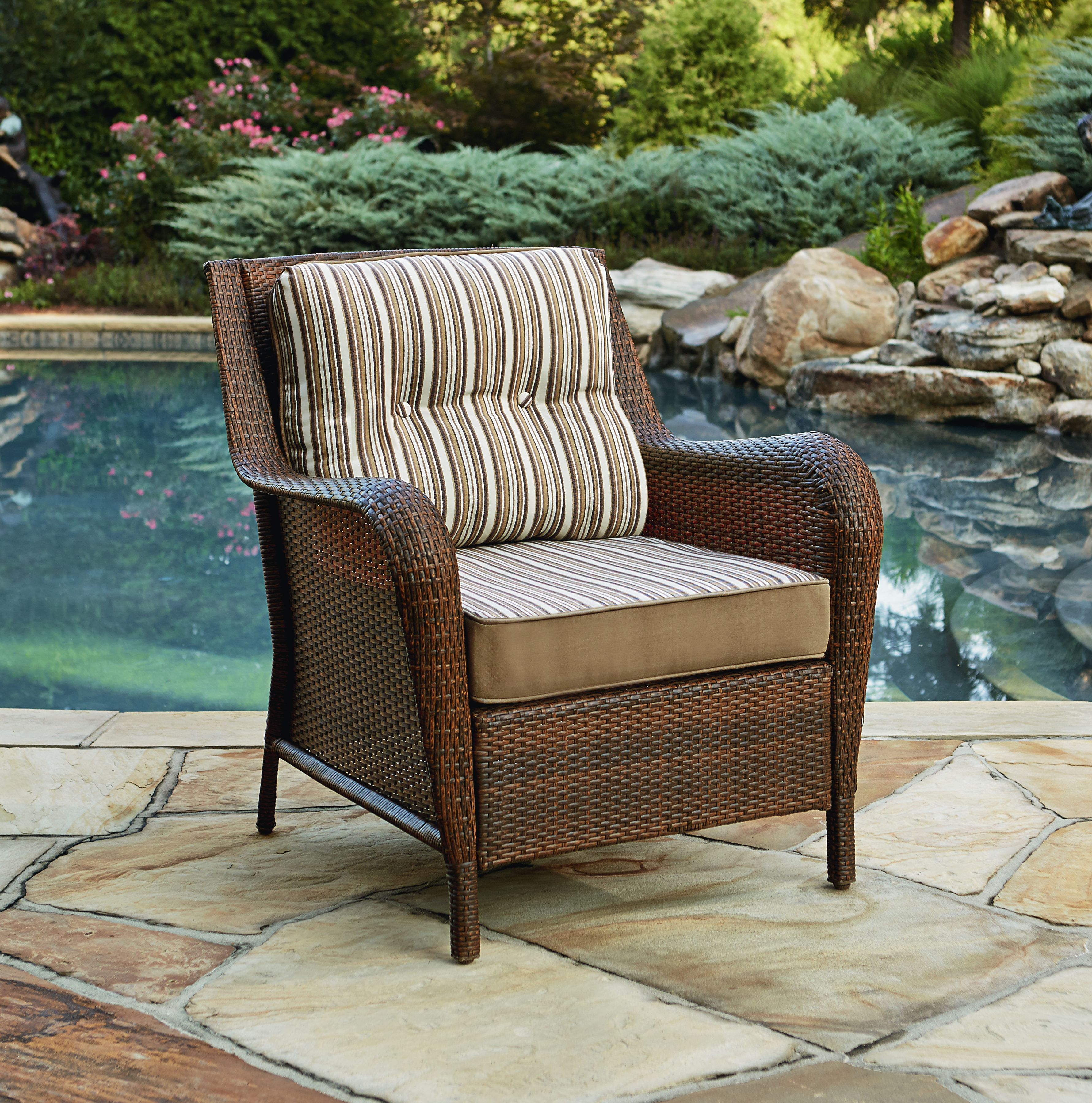Mayfield Replacement Patio Chair Cushion Set