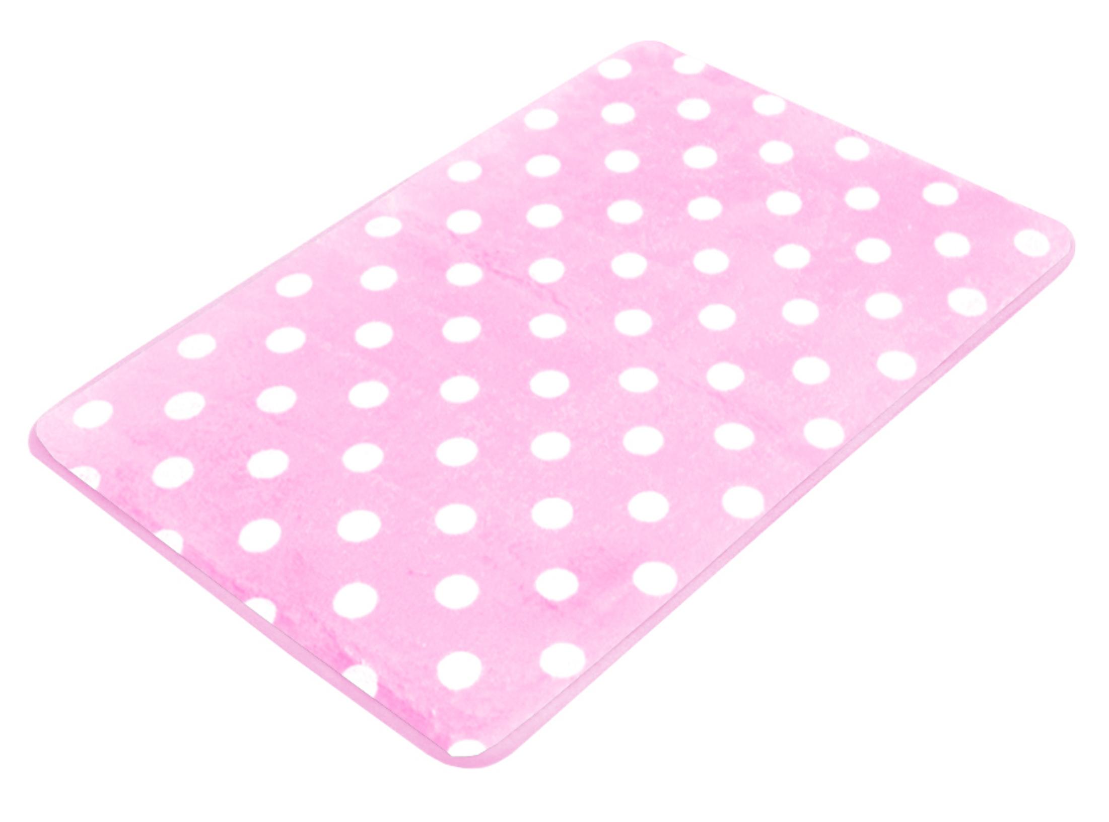 24 Original Pink Bath Rugs