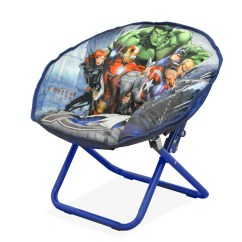 Toddler Saucer Chair Canada Posture Wedge Seat Cushion Disney Marvel Avengers Baby