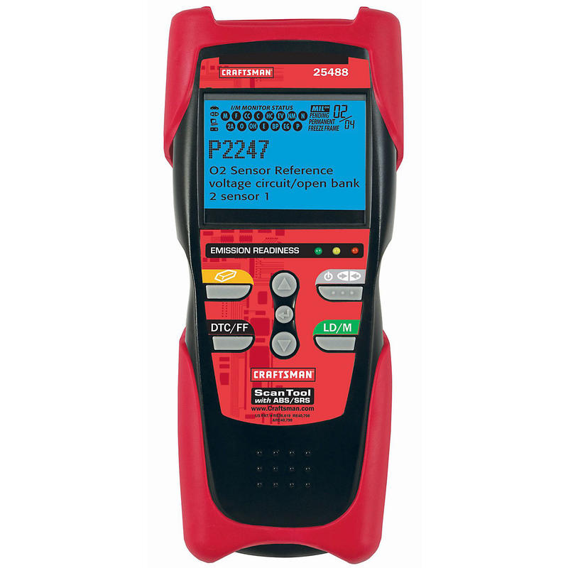 Craftsman Canobd2 Diagnostic Tool - Keep Shopping Online