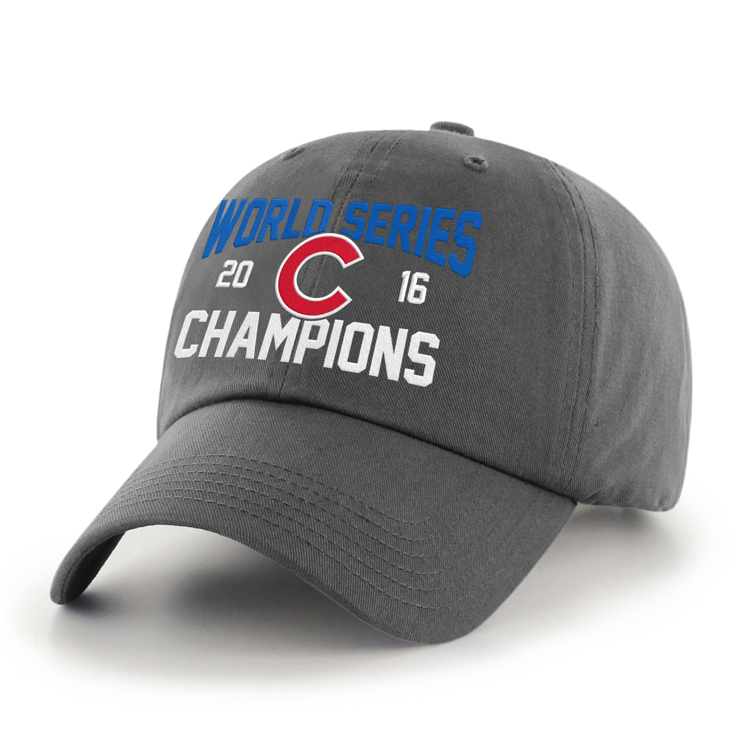 MLB Mens Chicago Cubs World Series Champion Hat