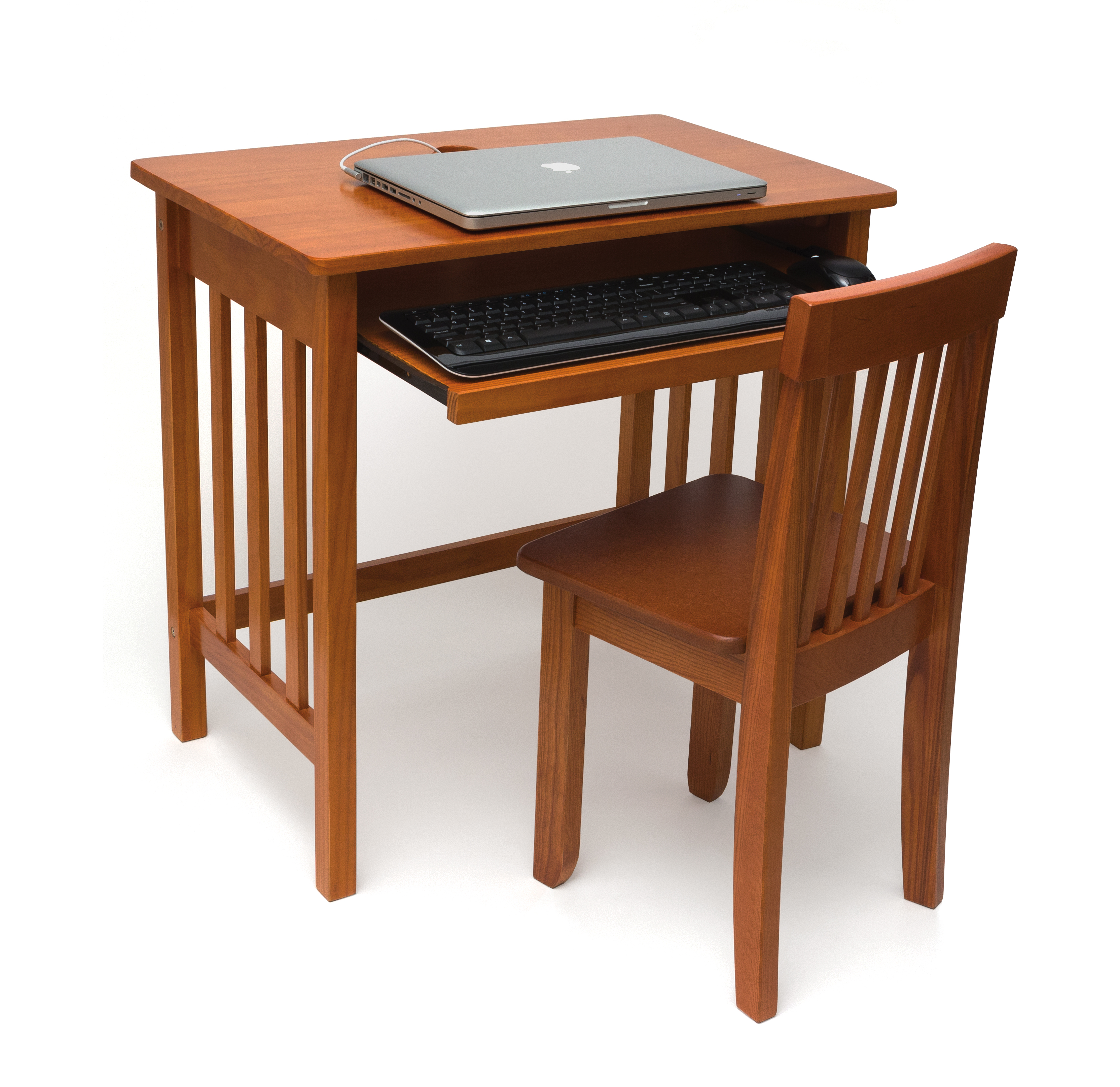 Lipper International Childs Computer Desk and Mystic