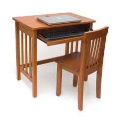 Child Desk And Chair Bean Bag Storage Lipper International 39s Computer Mystic