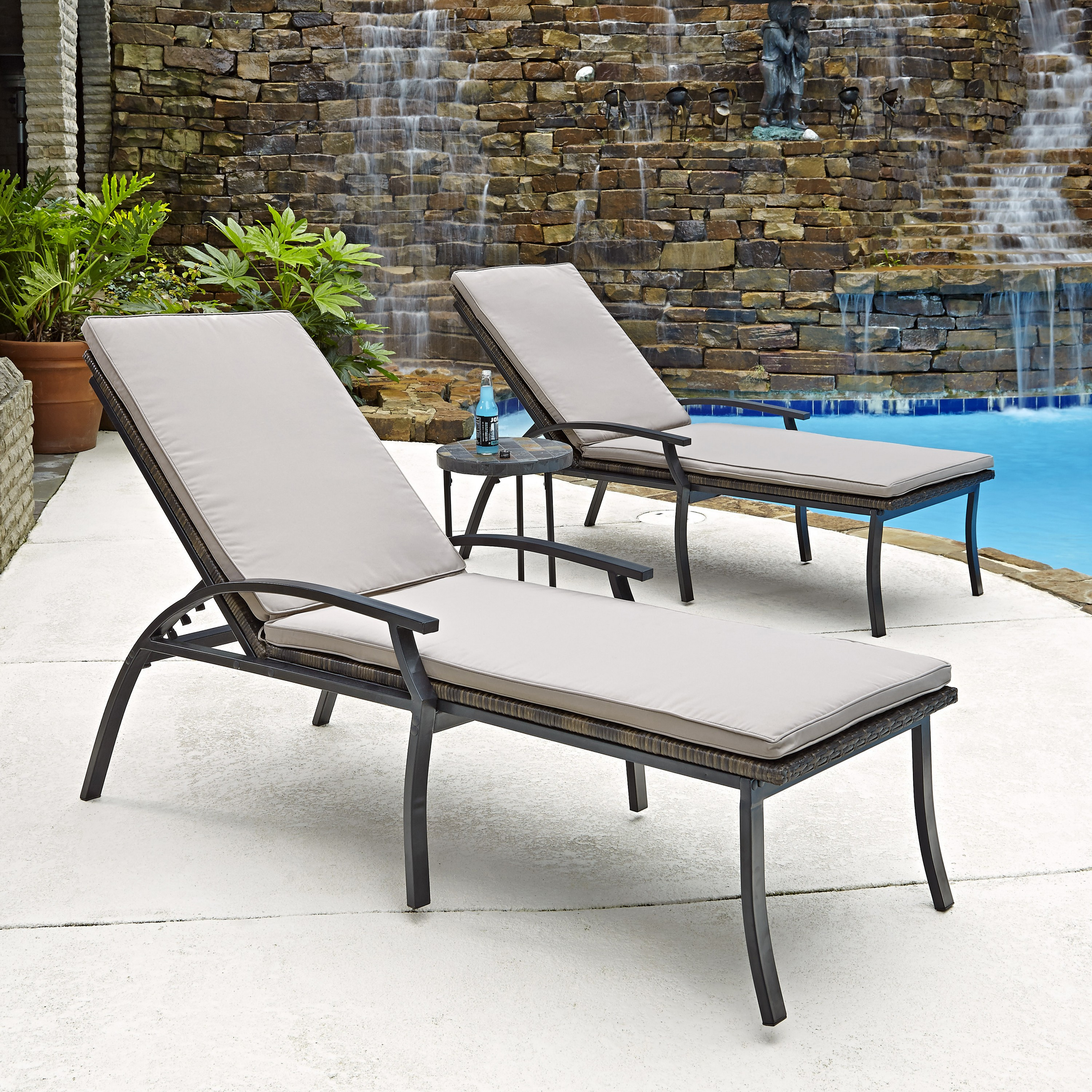 sun lounge chairs kmart leather chair bed sleeper home styles laguna two chaise and accent