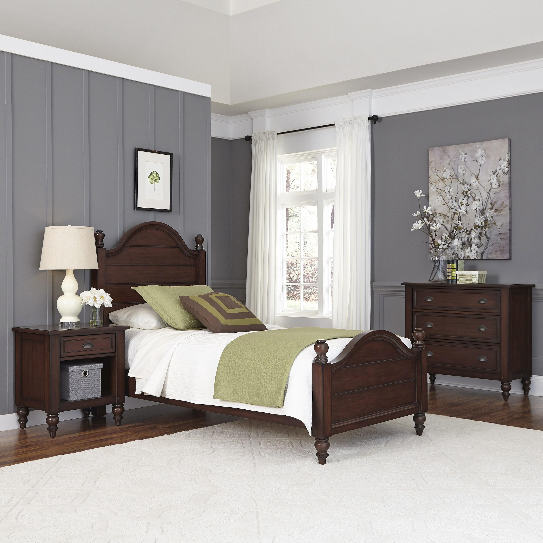 Country Comfort Twin Bedroom