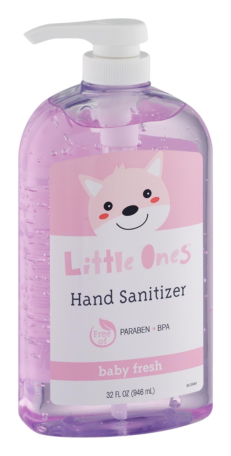 Little Ones Hand Sanitizer Baby Fresh 32 oz