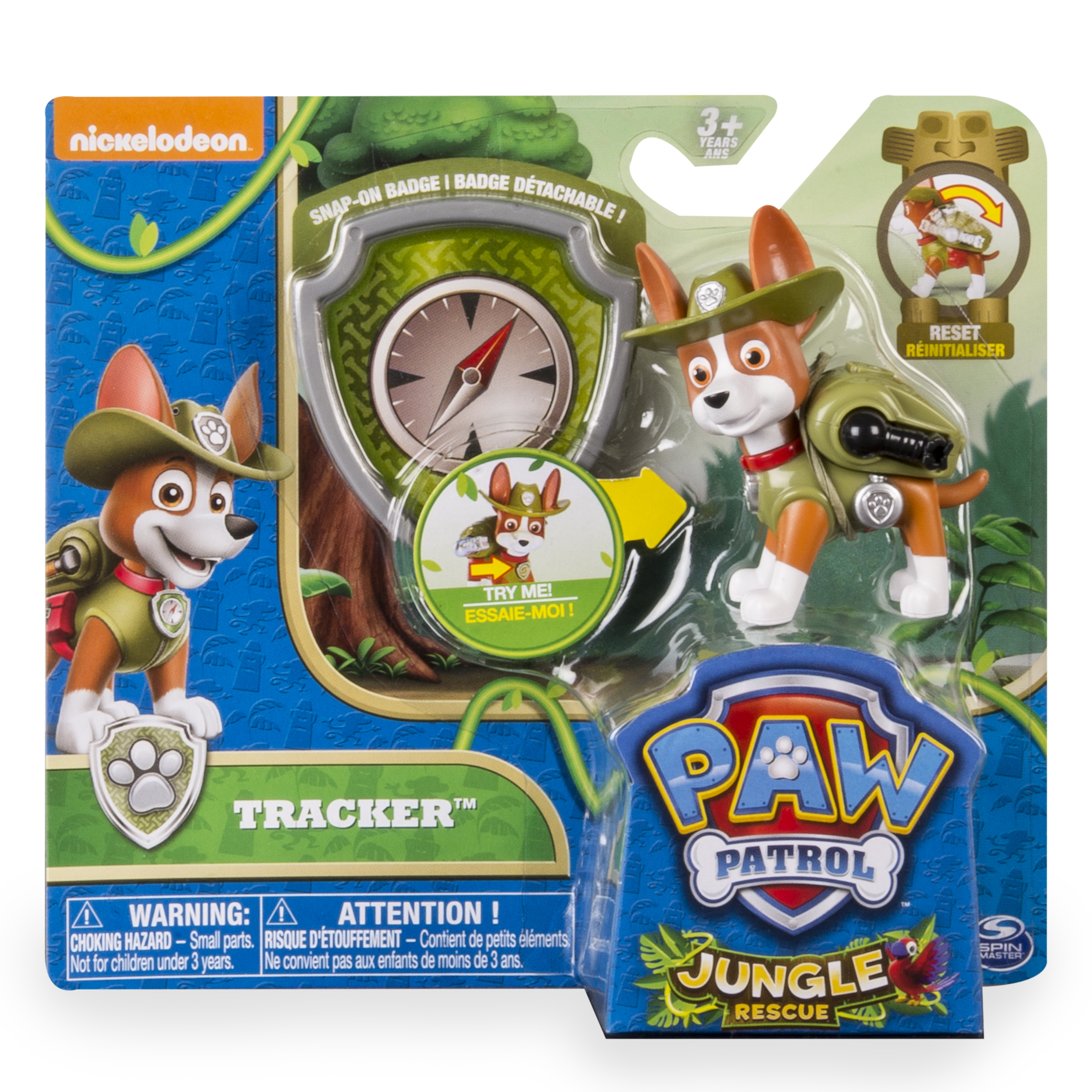Paw Patrol Action Pack Pup Amp Badge Tracker