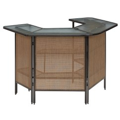 Bistro Table And Chairs Kmart Office Bar Stool Essential Garden Fulton Limited Availability