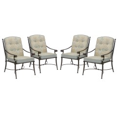 Dining Chair Cushions Kmart Pub Table And Chairs Set Jaclyn Smith Amelia 4 In Floral Print