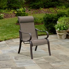 Outdoor Chairs Kmart Living Room Chair With Ottoman Patio Recliners Jaclyn Smith Marion Single Stationary Limited Availability