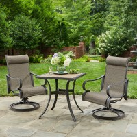 Jaclyn Smith Marion 3pc Bistro Set - Limited Availability ...