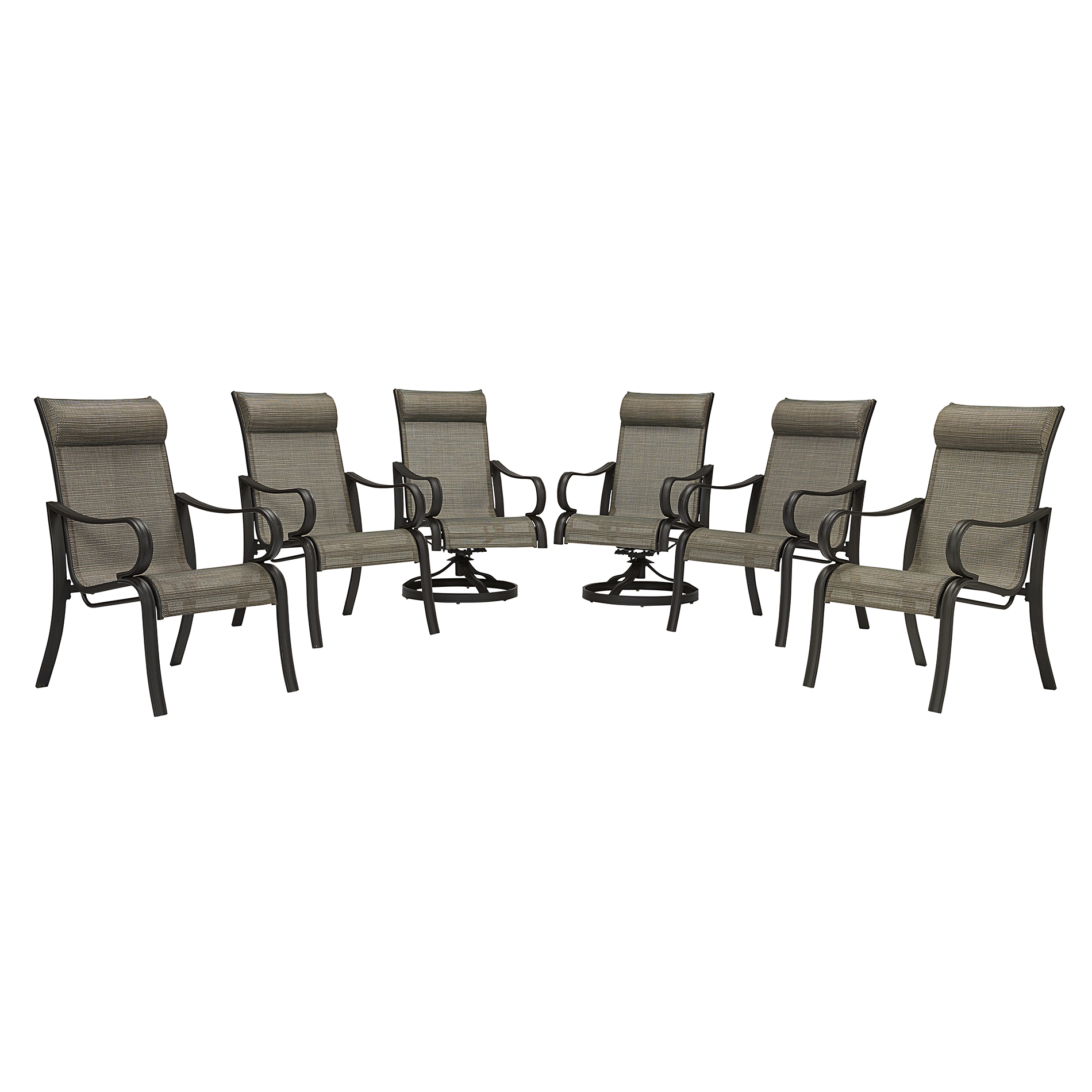 Kmart Dining Chairs Jaclyn Smith Marion 6 Dining Chairs In Tan Kmart