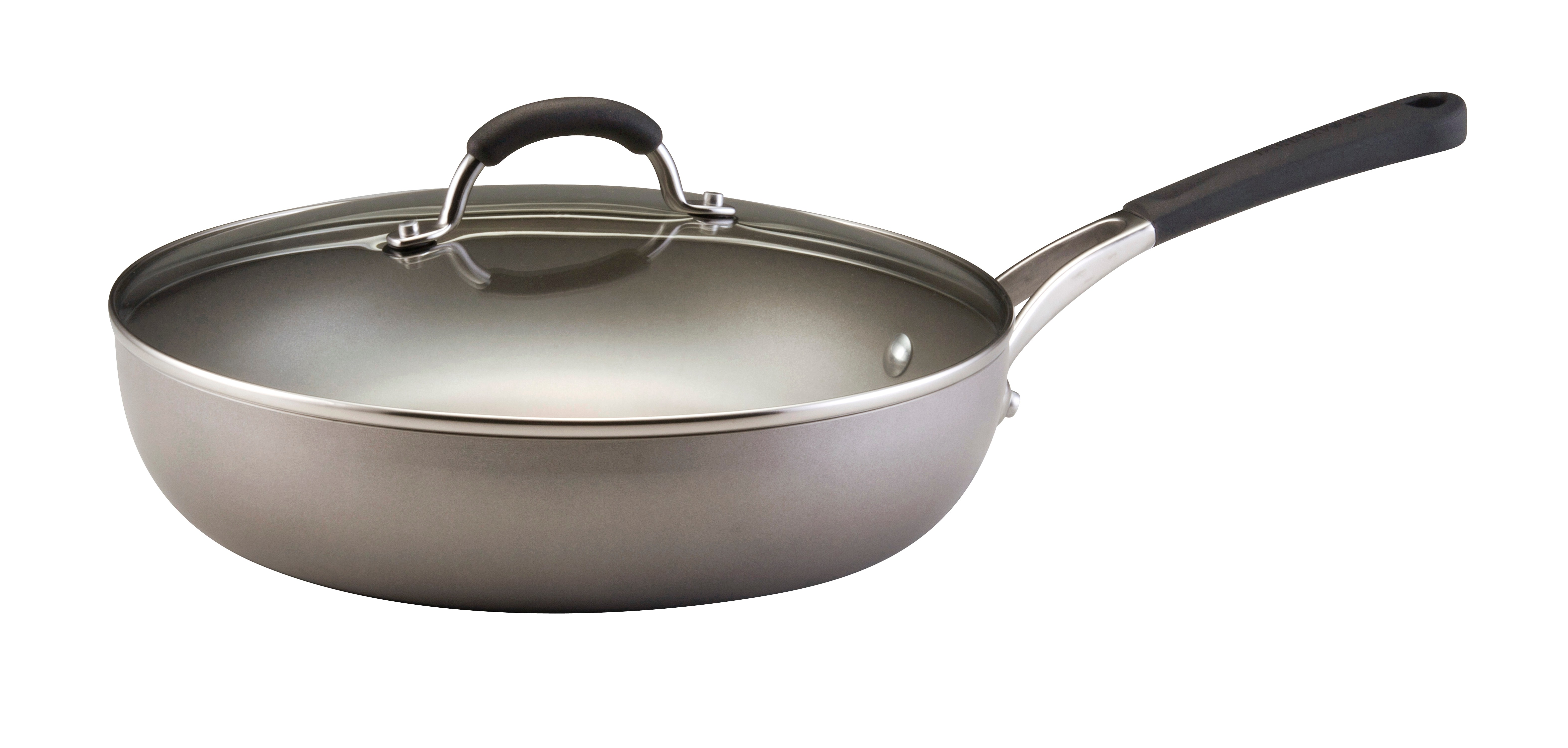 Farberware Professional Nonstick 12Inch Covered Deep