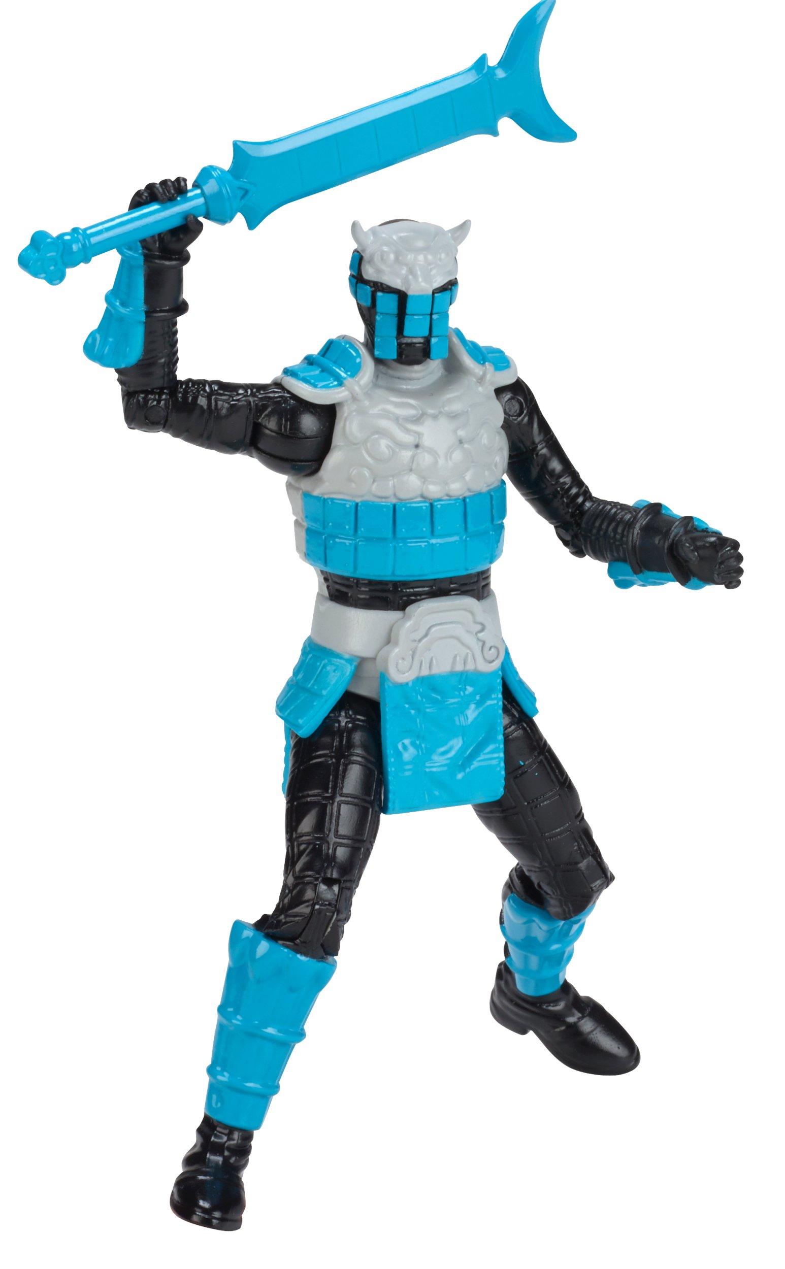 Power Rangers 5 Ninja Steel Villain Basher Monster
