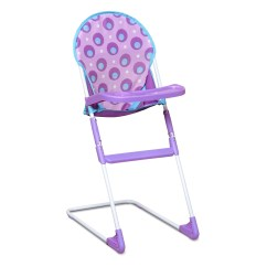 Purple High Chair Barber O Que Significa Deluxe Doll  Kmart